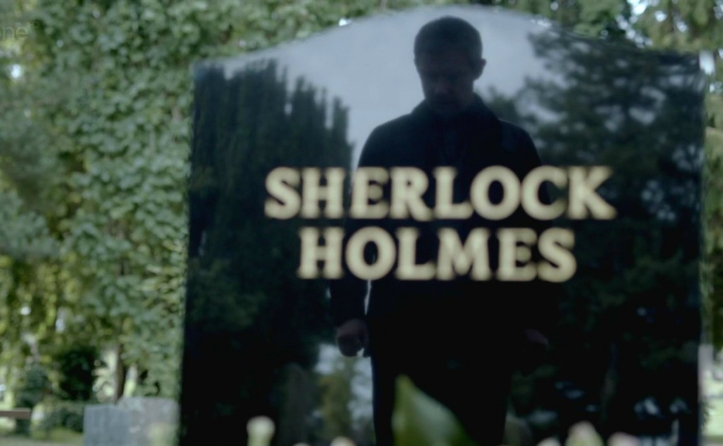 John Watson at Sherlock