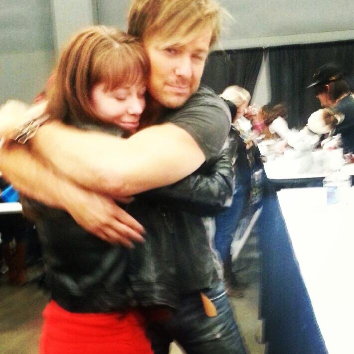 My Flanery Hug.