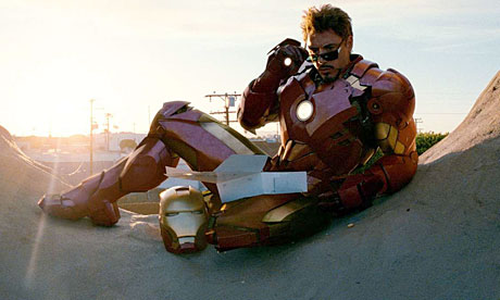 Mm, donuts. And Ironman.