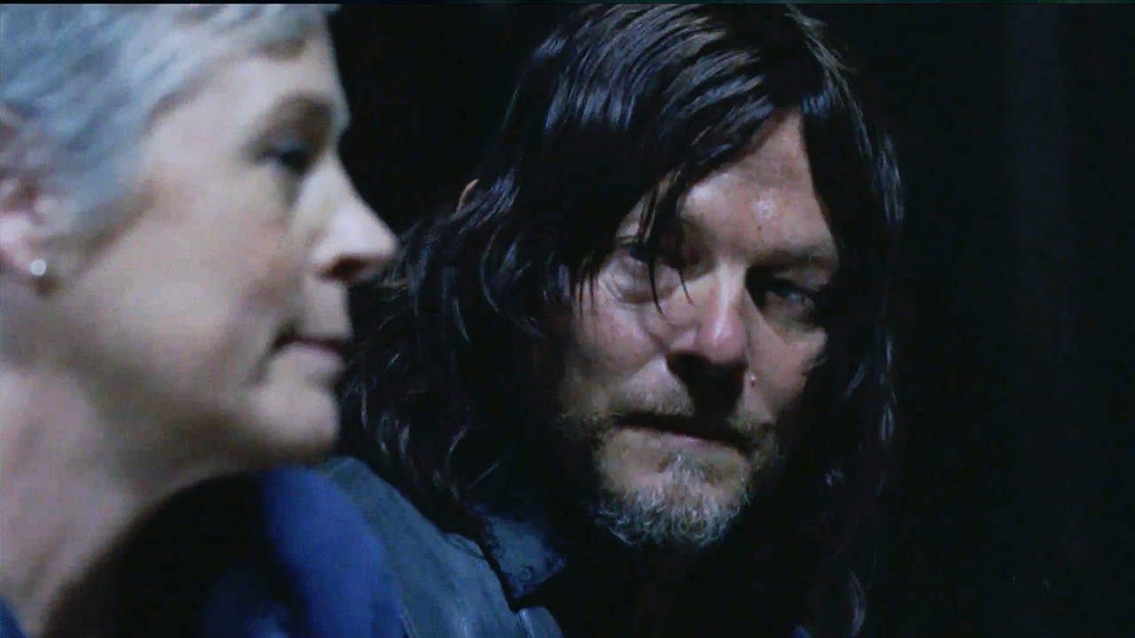 Daryl Dixon: Asexual and in Love